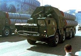 Rusia despliega en Siria siete nuevos sistemas de misiles de defensa aérea S300