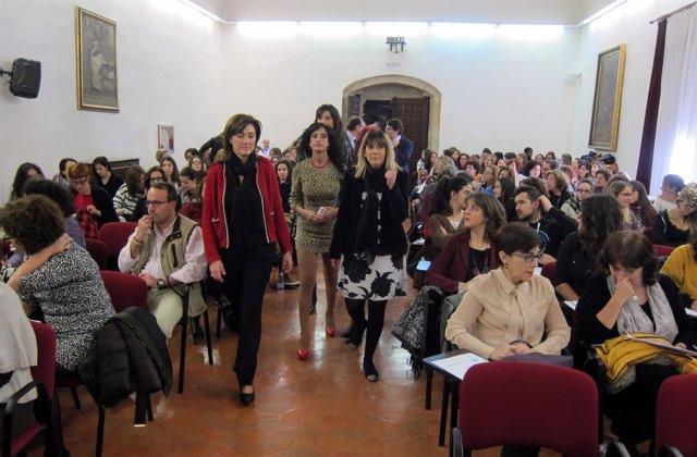 Jornadas Sobre Violencia Machista Organizadas En Salamanca.