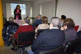 Salud pone en marcha Aula de Pacientes para fomentar el autocuidado en enfermos con EPOC
