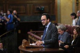 El PSOE no presentará ni votará un candidato distinto a Fernández Díaz para Exteriores