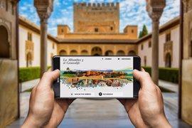 """La Alhambra estrena un nuevo servicio de guiado multimedia a la """"vanguardia en tecnología"""""""