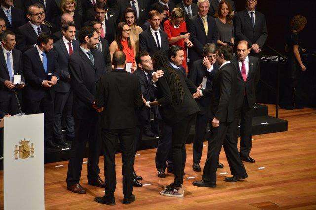 Bruno Hortelano recibe la ROMD