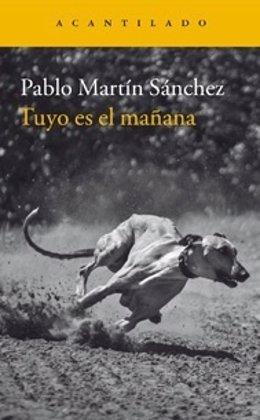 El escritor catalán Pablo Martín Sánchez