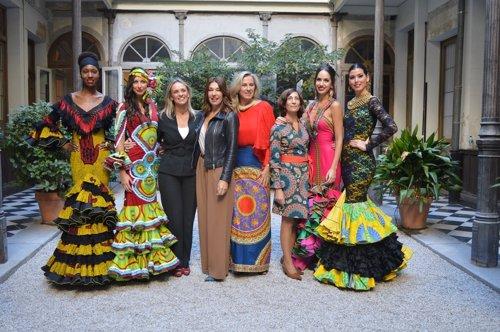 La Asociación Sin Ánimo De Lucro Teranga Projects Presenta #Afroflamenco