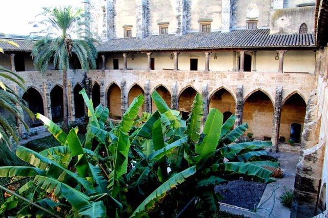 Imagen del Monasterio de la Santísima Trinidad de Valencia
