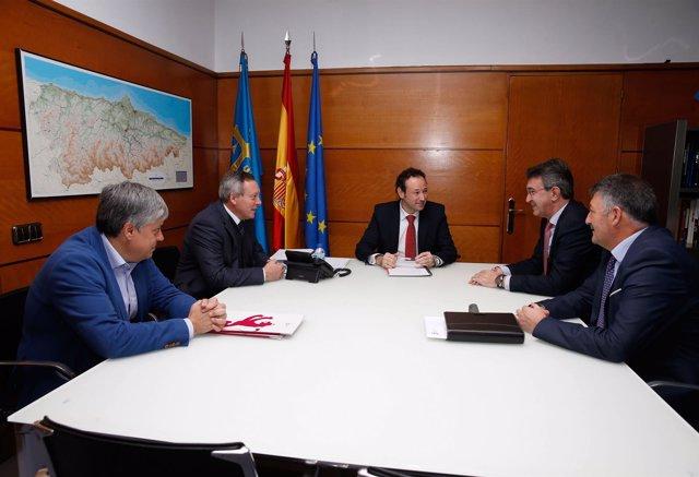 Reunión de León y Asturias
