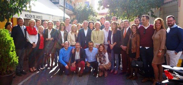 NP Y Foto PP Málaga