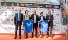El Maratón de Valencia bate el récord de participación en su 'Edición de Oro'