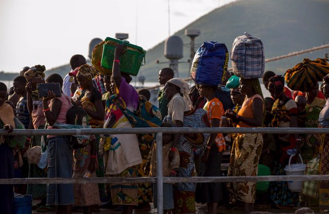 Refugiados de Burundi