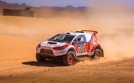 El ACCIONA 100% EcoPowered vuelve al Dakar por tercer año consecutivo