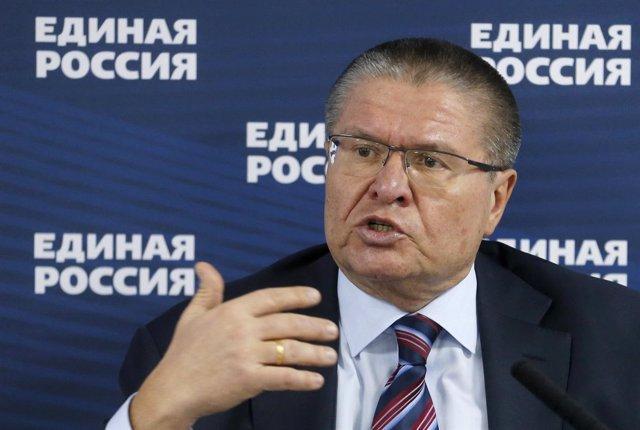 El ministro de Desarrollo Económico de Rusia, Alexei Uliukaev