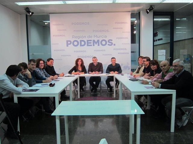 Podemos Región de Murcia