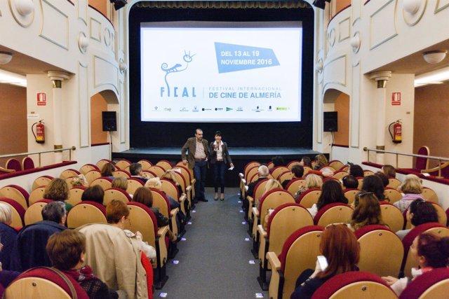 El Teatro Apolo ha sido el lugar de proyección de los cortos de género.