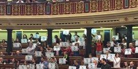 Diputados de Podemos, ERC y Bildu piden la libertad de Bódalo, condenado por agresión