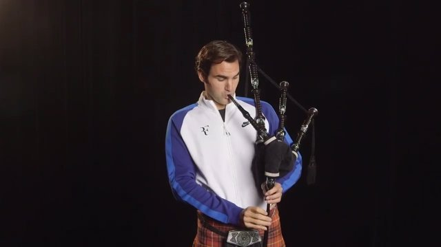 Roger Federer promociona 'The Match for Africa' contra Murray