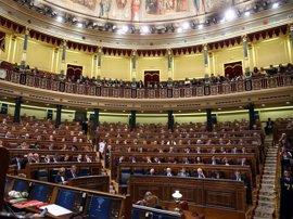 El Congreso avala la ejecución de su Presupuesto entre críticas de Unidos Podemos y ERC