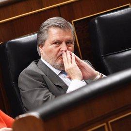 El Congreso empieza a tramitar la iniciativa del PSOE para paralizar la LOMCE
