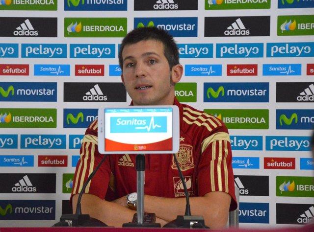 Albert Celades, seleccionador de la Sub-21