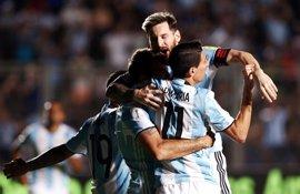 Argentina deja de llorar por Messi y su 'albiceleste'