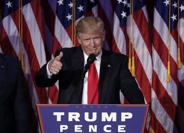 Trump gana las elecciones en EEUU
