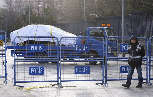 Investigaciones del atentado de Ankara