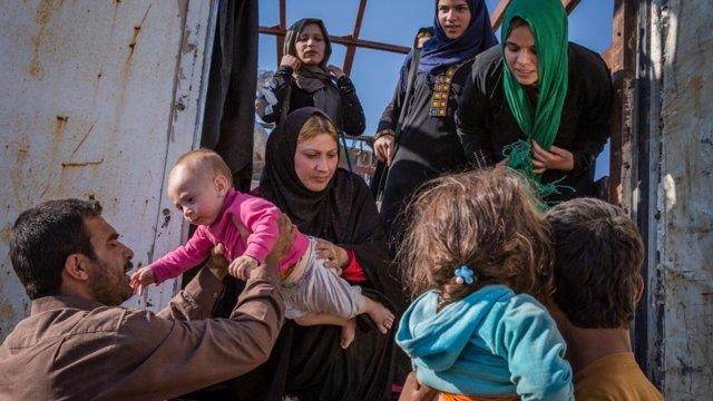 Campo de refugiados de ACNUR