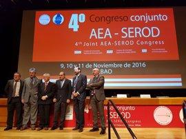 Ricardo Cuéllar, nombrado presidente de la Asociación Española de Artroscopia