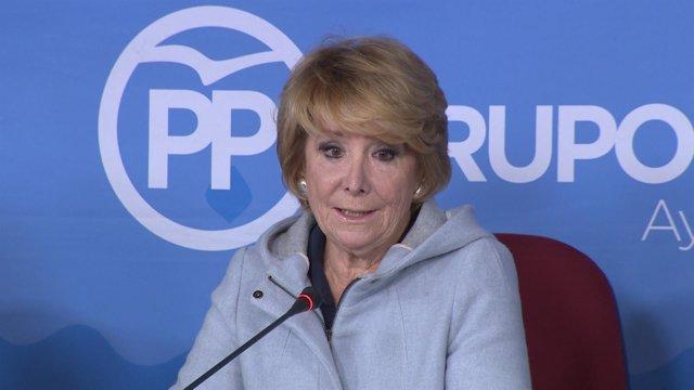 A Aguirre le parece muy bien que se investigue el caso espías