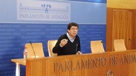 C's prevé un 0,6% de déficit para Andalucía en 2017 si flexibiliza el objetivo