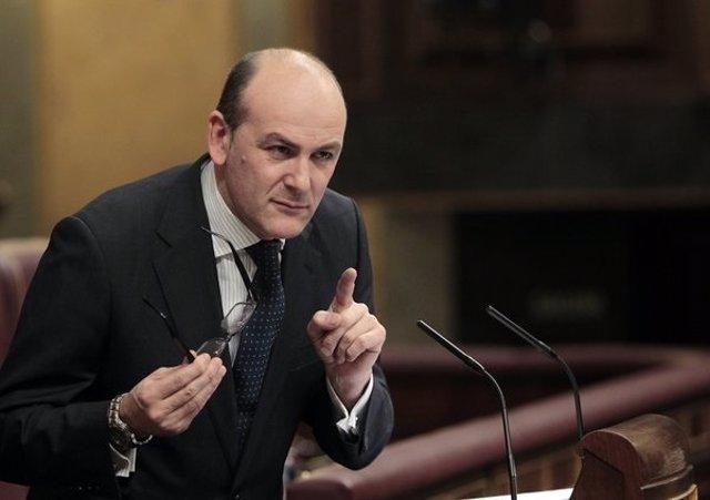 Joseba Agirretxea, diputado del PNV