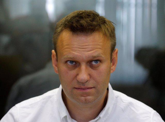 Líder opositor ruso Alexei Navalni