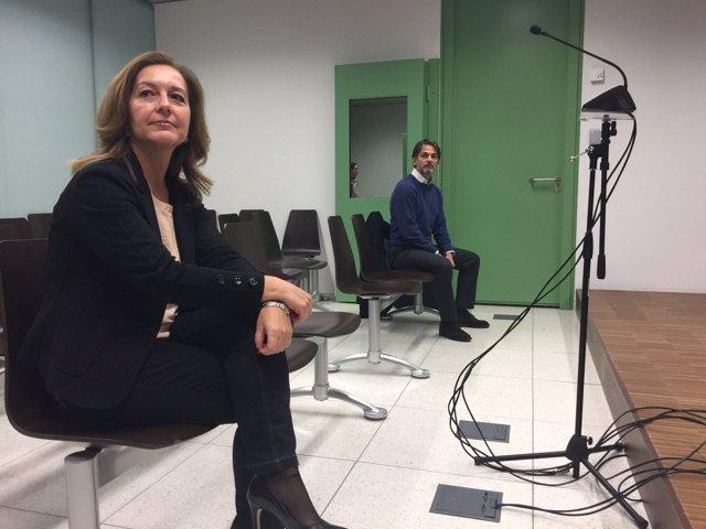 Juicio al exdiputado Oriol Pujol (CiU) por supuesta amenaza a Carina Mejías, C's