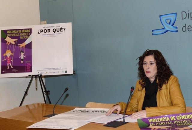 Presentación programa contra violencia machista de Diputación