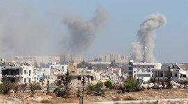 Los últimos bombardeos aéreos en Alepo dejan 32 civiles muertos en dos días