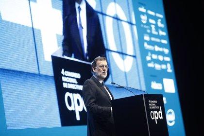 Rajoy dice que en el primer semestre de 2017 se habrá recuperado el nivel de PIB anterior a la crisis