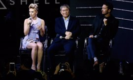 """Scarlett Johansson: """"Ghost in the Shell es una película sobre conocerse a uno mismo"""""""