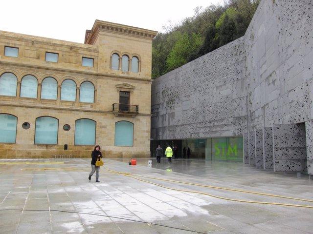 Museo San Telmo.