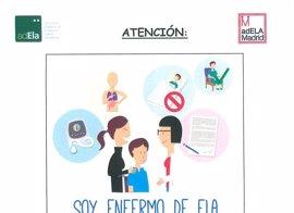 La Asociación Española de Esclerosis Lateral Amiotrófica pone en marcha un protocolo de atención a pacientes de ELA