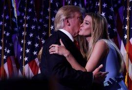 Trump niega haber intentado conseguir acreditaciones de seguridad para sus hijos