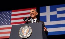 Obama reitera el compromiso de EEUU con la OTAN y los valores democráticos