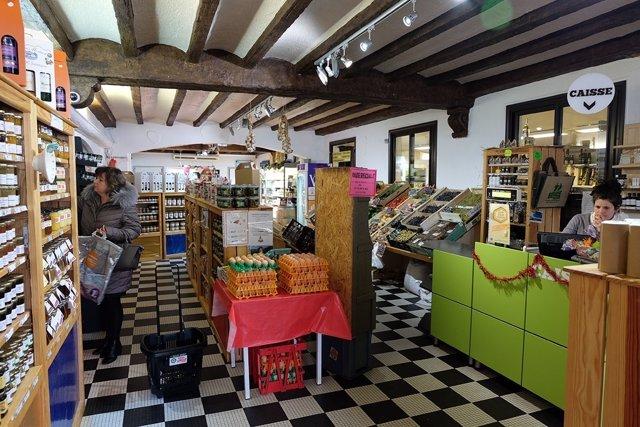 Productores De Huesca Visitan Iniciativas De Agroalimentación En Francia
