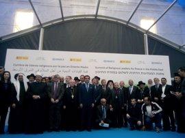 Lanzan en Madrid una hoja de ruta religiosa para la paz en Oriente Medio