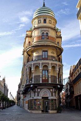 Edificio Filella de Sevilla