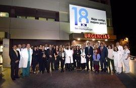 El Hospital Universitario HM Montepríncipe celebra su 18 aniversario