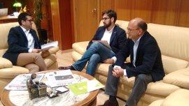 Ciudadanos pide que el senador autonómico explique en el Parlamento riojano la situación de la presa de Enciso