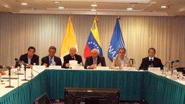 La OEA insta a Gobierno y oposición venezolana a alcanzar resultados en un plazo razonable