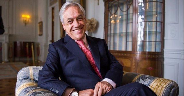 Sebastián Piñera en la UIMP
