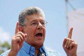 Ramos Allup amenaza con retomar las protestas si no ve resultados por parte de Caracas
