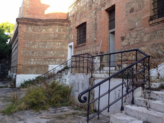 Antigua cárcel de Cruz de Humilladero