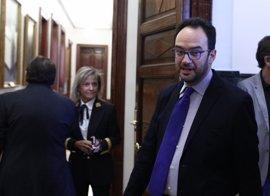 Hernando (PSOE) confirma que el presidente de la gestora contactó con Moncloa sobre Fernández Díaz